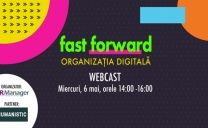 WEBCAST: Adaptarea organizațiilor la transformarea digitală