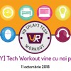 HR [PLAY] Tech Workout – 11 octombrie 2018, București
