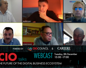 """WEBCAST: CIO TALKS – Powered by CIO Council """"The Future of the Digital Business Ecosystem"""" (video)"""