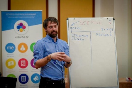 Cătălin Chirilescu, Senior Trainer, Speaker, Consultant & Managing Partner, Attitude Training